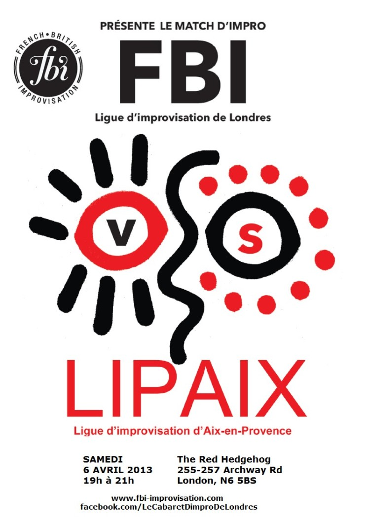 Match FBI vs LIPAIX